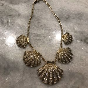 Kate Spade Shore Thing Clam Shell Necklace